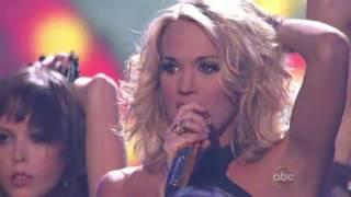 Carrie Underwood - Cowboy Casanova (AMA 2009)