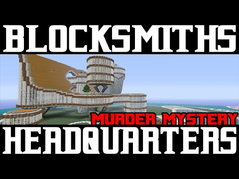 Blocksmiths Headquarters -|- JAKE DIES !! - Minecraft Xbox Murder Mystery