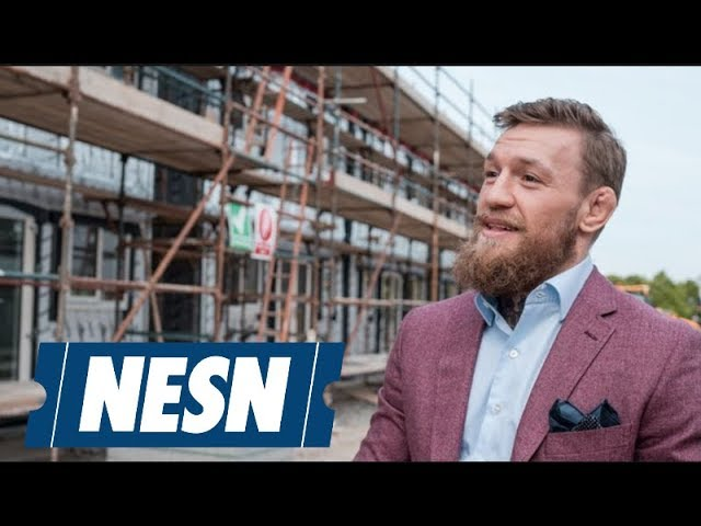 Conor McGregor's Good Deed Will Actually Make You Like The UFC Star