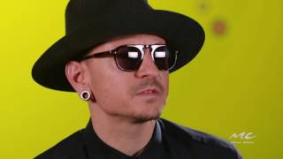 Chester Bennington Talks About His Own Suicide PART II : Mental Problems