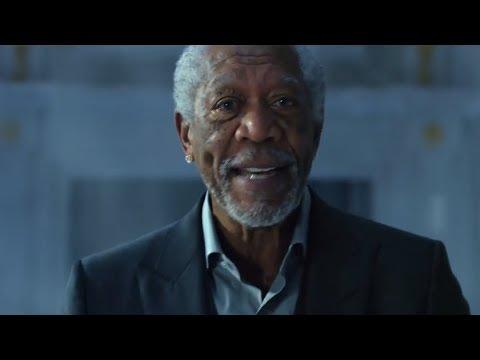 Watch Morgan Freeman Rap To Missy Elliot's 'Get Ur Freak On' In Super Bowl Ad