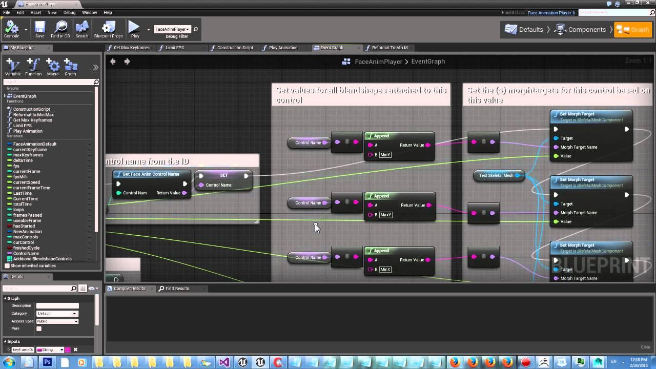 Blueprint diagram blendshape animation youtube blueprint diagram blendshape animation malvernweather Image collections