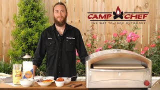 Camp Chef Italia Artisan Pizza Oven Cook Test & Overview | Portable Tabletop Gas Oven | BBQGuys.com