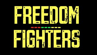 Kristine Alicia - Freedom Fighters - lyrics Video