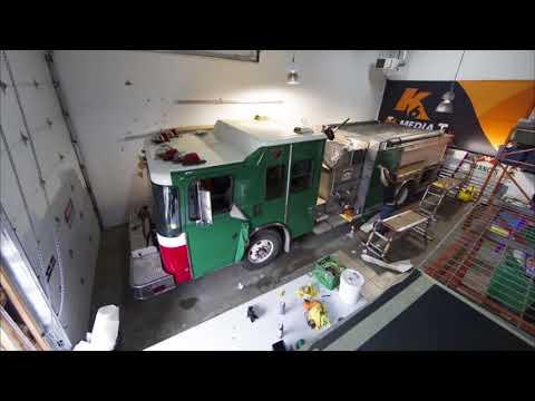 Algonquin College Fire Truck - Pride