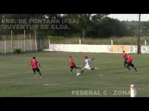 Independiente de Fontana vs Juventud de Clda FEDERATIVO C ZONA 2