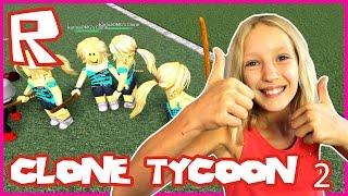 Clone Tycoon 2 / So Many Diamonds / Roblox