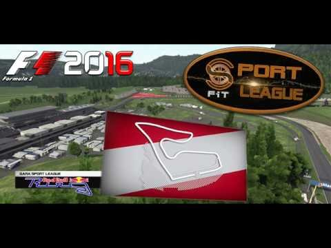 Sport League F1 2016 #09 GP Austria Spielberg 09.01.17 - Live Streaming 1080p