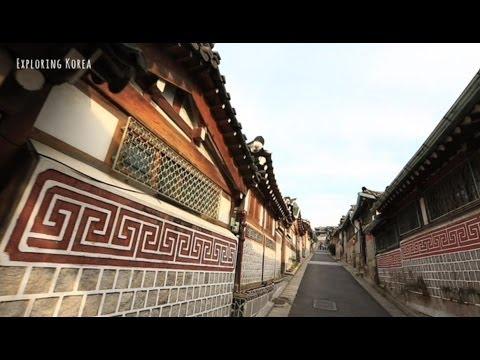 Korean Traditional Architecture - Bukchon Hanok Village [북촌 한옥마을]