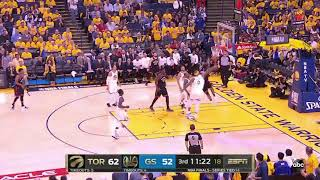 Toronto Raptors vs Golden State Warriors 2019 NBA Finals Game 3 Highlights