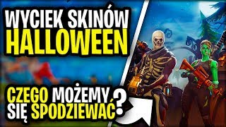 FORTNITE LEAKING SKINS FOR HALLOWEEN!? WHAT CAN WE EXPECT? (Fortnite Battle Royale)