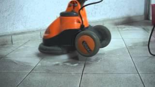 Чистый ДОМ Видеоурок 6 | Мытье пола.  Плитка ГРЕС