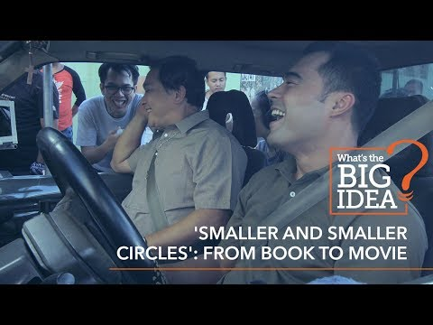 What's The Big Idea? 'Smaller and Smaller Circles': From book to movie