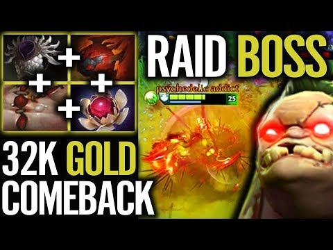 BEST META PUDGE CRAZY INSANE HOOK Dota 2 Confirmed by Cr1t thumbnail