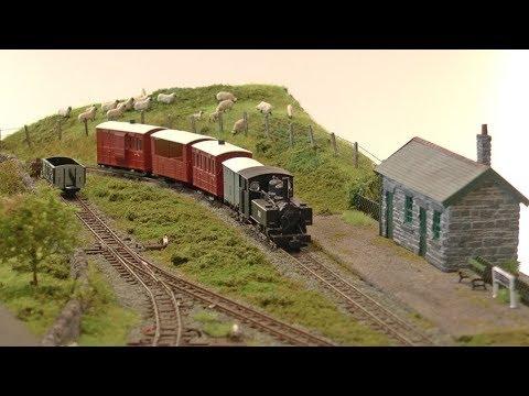Pen Gwyn – An 009 Model Railway