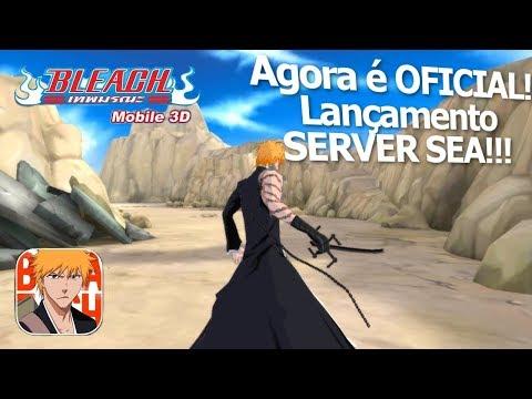 Bleach Mobile 3D: LANÇOU AGORA É OFICIAL! Servidor SEA funcionando 100%!!! Como baixar via APK!!! - Omega Play