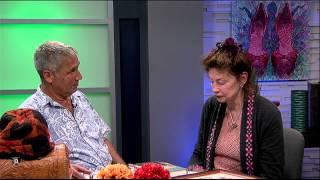 Paul Pepper: Cathy Salter, Author Matthew Goodman Events