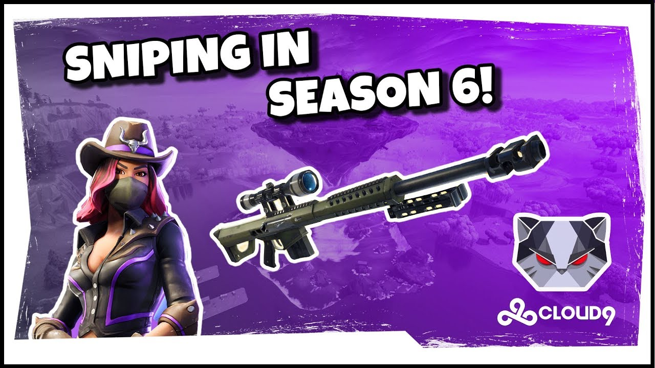Download Hysteria | Fortnite Battle Royale - Sniping in Season 6! (Solo Gameplay)