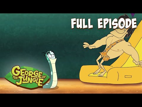 George of the Jungle Season 2  The Insider | Clockwork George