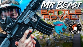 The Call to YouTube Arms | Mr. Beast $200K BATTLE ROYALE | Lancer Tactical