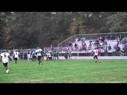 Woodbridge Middle School vs Rippon Middle School(football)