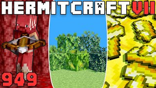 Hermitcraft VII 949 Globes, Crossbows & Game Breakers!
