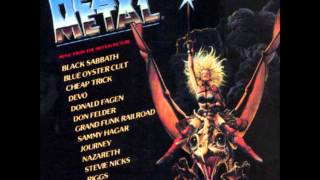 HEAVY METAL Don Felder - Heavy Metal (Takin