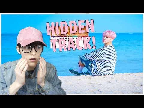 BTS Hidden Track from Love Yourself Her 'Sea (바다)' Reaction! (MADE ME CRY)
