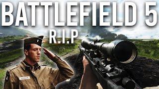 Battlefield 5 is Over