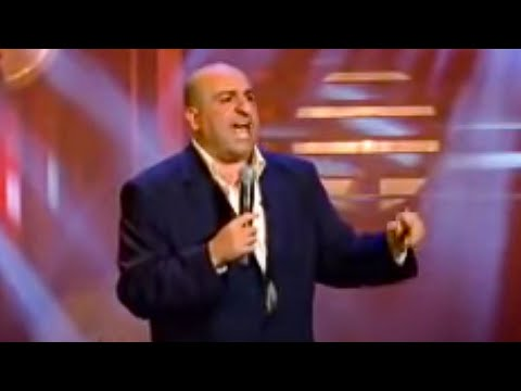 Comedy in Iran and America - Omid Djalili comedy stand up - BBC