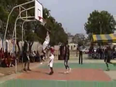 Dunk... Young power forward / center - Ivory Coast
