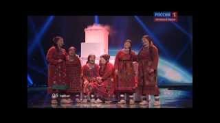 видео Бурановские Бабушки - EUROVISION 2012. Party For Everybody