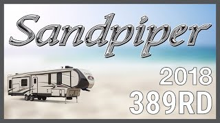 2018 Forest River Sandpiper 389RD Fifth Wheel RV For Sale RV World