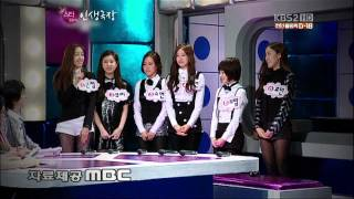[HD] T-ara Star Life Theater Episode 1 FULL english subs
