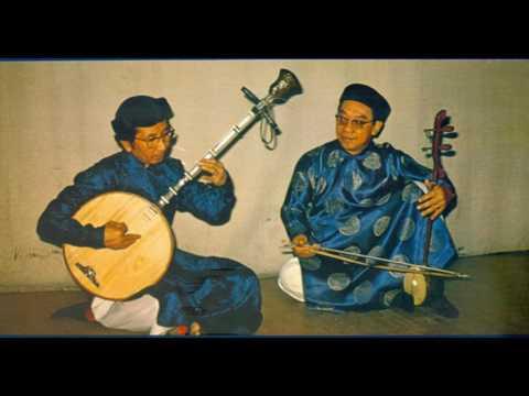 Tây Thi Quảng - Nguyễn Vĩnh Bảo & Trần Văn Khê | Vietnam, Tradition du Sud