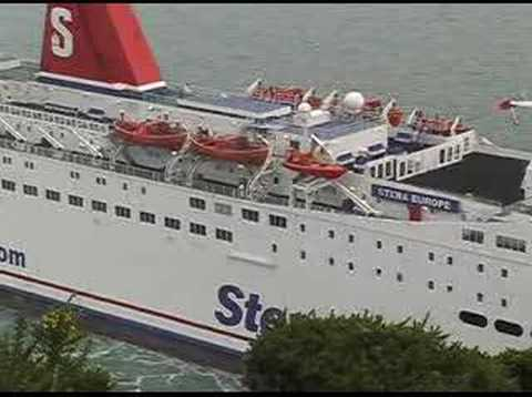 Stena Europe, Fishguard Harbour, Fishguard, Pembrokeshire