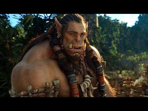 Durotan Orgrim Discuss Scene Warcraft 2016 Movie Clip Hd
