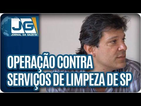 Rodolpho Gamberini/PF realiza operação contra empresas de serviço de limpeza urbana de SP