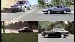 Vintage Commercials 1986 Vehicles Subaru, Ford Tempo, Toyota, & Muffler