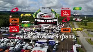 Knobby Swedish Enduro Championship 170813 FMCK Skövde