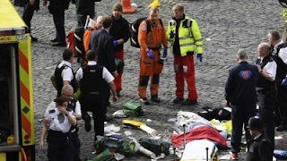 A knife-wielding man went on a deadly rampage at the heart of Britain's seat of power Wednesday, plowing a car into pedestrians on London's Westminster Bridge before stabbing an armed police officer to death inside the gates of Parliament. (March 22)  Subscribe for more Breaking News: http://smarturl.it/AssociatedPress Get updates and more Breaking News here: http://smarturl.it/APBreakingNews  The Associated Press is the essential global news network, delivering fast, unbiased news from every corner of the world to all media platforms and formats. AP's commitment to independent, comprehensive journalism has deep roots. Founded in 1846, AP has covered all the major news events of the past 165 years, providing high-quality, informed reporting of everything from wars and elections to championship games and royal weddings. AP is the largest and most trusted source of independent news and information. Today, AP employs the latest technology to collect and distribute content - we have daily uploads covering th