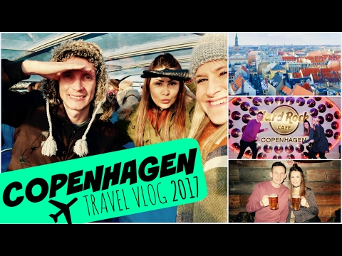 Copenhagen Weekend Break Vlog | WHAT TO DO ON A 3 DAY TRIP & £22 MACARONI CHEESE