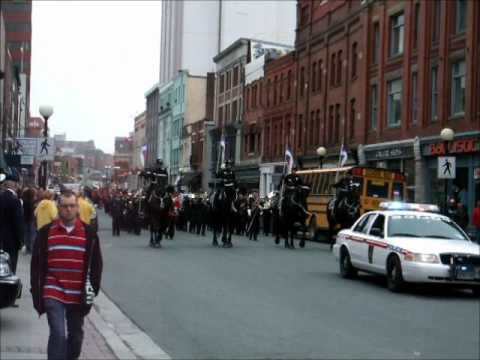 Canada Day/NL Memorial Day Parade St....