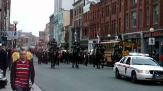 Canada Day/NL Memorial Day Parade St. John's