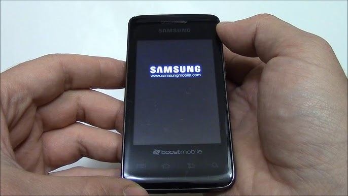 instalar firmware samsung galaxy prevail sph m820 bst