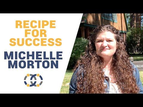 Recipe for Success: Michelle Morton