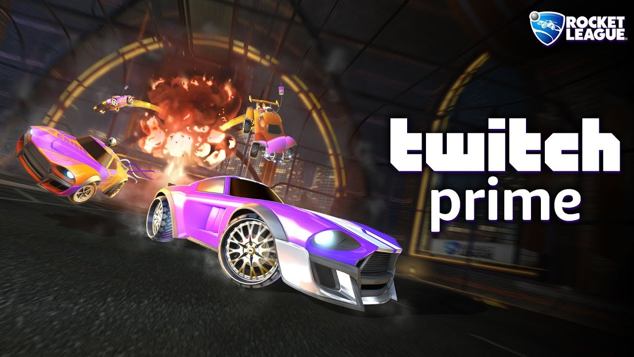 Rocket League® - Twitch Prime Trailer - YouTube