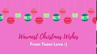 Warmest Christmas Wishes