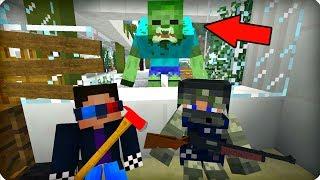 Что это за... [ЧАСТЬ 37] Зомби апокалипсис в майнкрафт! - (Minecraft - Сериал)