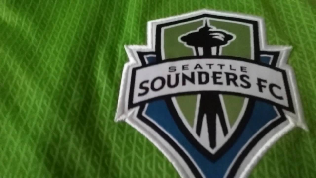 outlet store c30d8 54fdf Seattle Sounders Jersey 2016 Dempsey 2